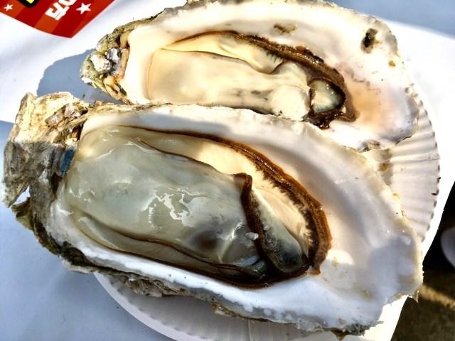 北海道 特産物 牡蠣