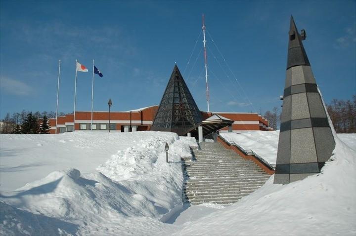 流氷 モデルコース 道立北方民族博物館