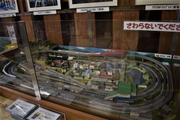 北海道鉄道技術館 Nゲージ 模型