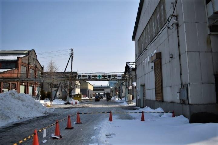 北海道鉄道技術館 苗穂工場