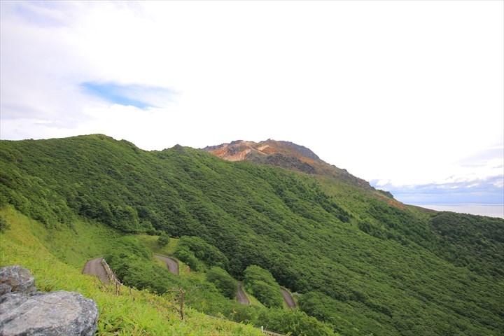 恵山 登山