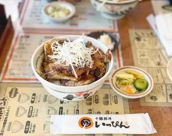 帯広 豚丼 いっぴん
