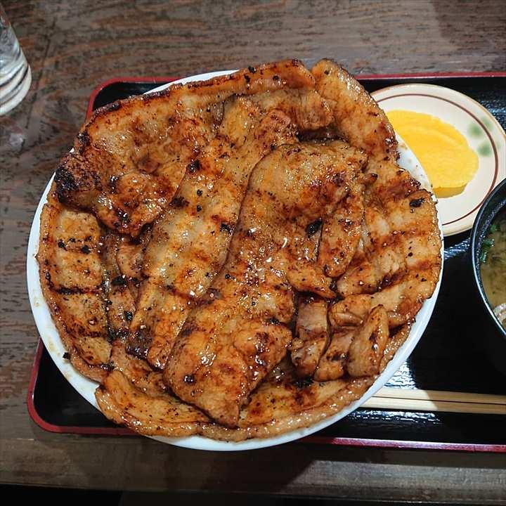 帯広 豚丼 豚丼一番ぶたいち