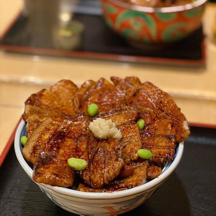 帯広 豚丼 豚丼のはなとかち