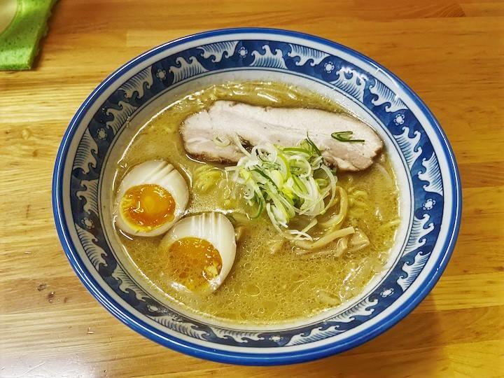札幌ラーメン 千寿 味そラーメン 味噌
