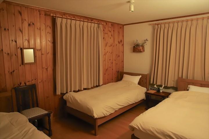 トムテルム 客室