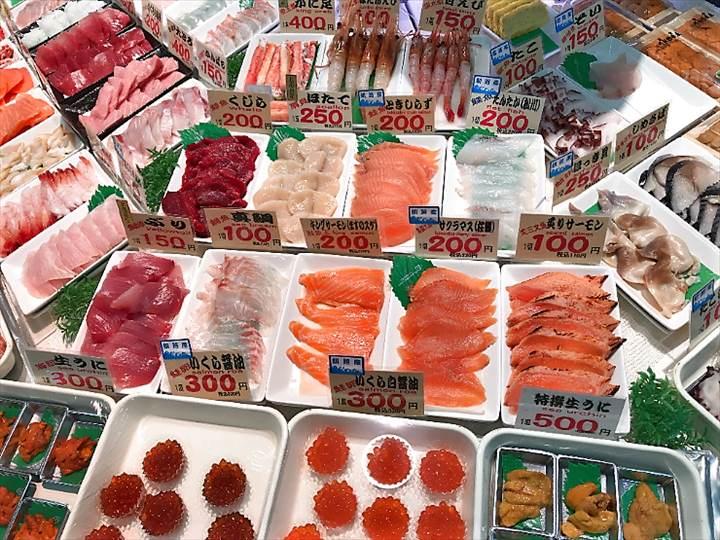 和商市場 勝手丼 海鮮